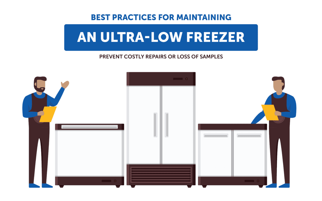 Maintaining Ultra Low Freezers