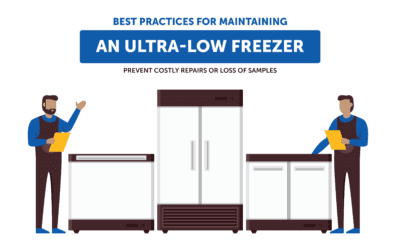 Best Practices for Maintaining an Ultra-Low Freezer